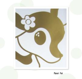 Sticker - Hertje Feline