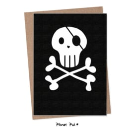 A5 kaart - Piraat!