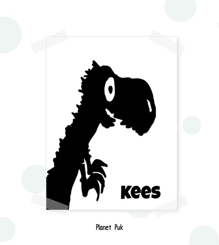 Naamposter:  T-Rex