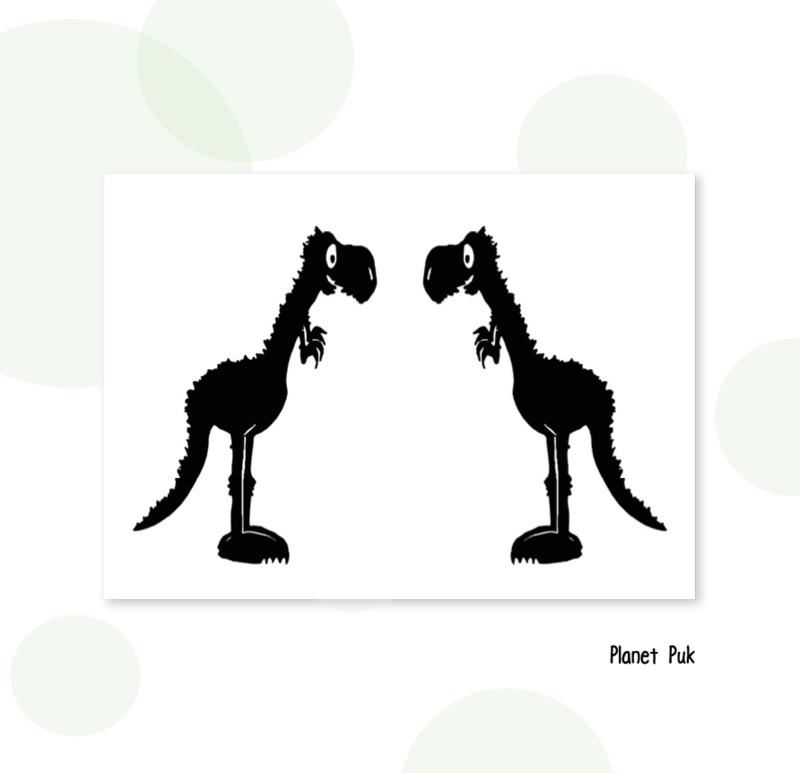 Stickersets - Tito de Rex