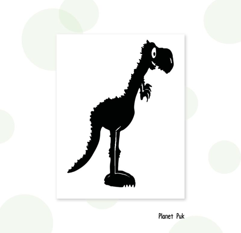 Sticker - Tito de T-Rex