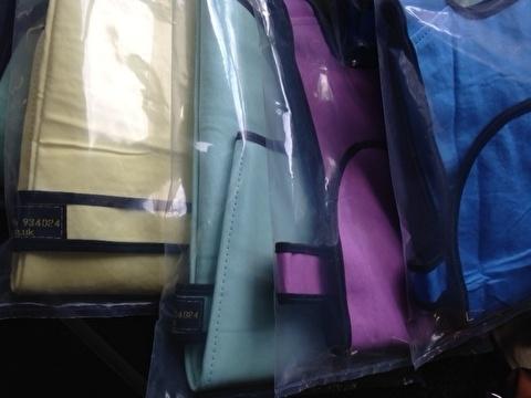 Cool-Jacket maat S - X-wide 46 cm (Franse bulldog) - Purple/pink