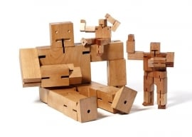 cubebot small hout