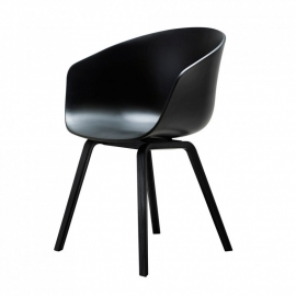 About A Chair AAC22 black