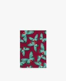 notebook butterfly wouf
