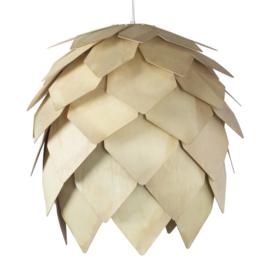 ceiling lamp wood natural