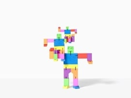 cubebot micro multicolor