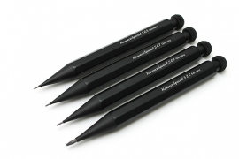 kaweco special push pencil 'S' short black 0,7