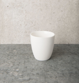 mug urban clay white