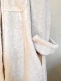 soft coat off white