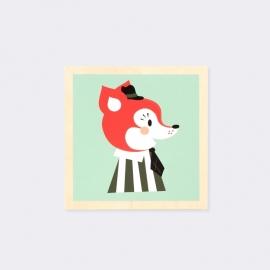 kadertje 'Frank fox'