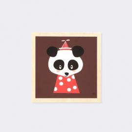 kadertje 'posey panda'