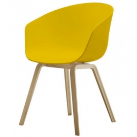 About A Chair AAC22 mustard
