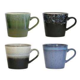 set cappuccino mokken 70'S