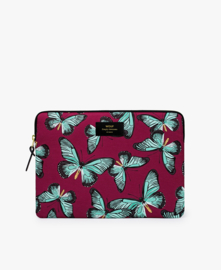 "butterfly 13"" laptop sleeve"