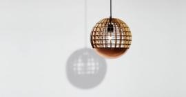 globe lamp copper