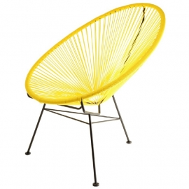 Acapulco chair geel