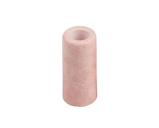 pink large candle stick