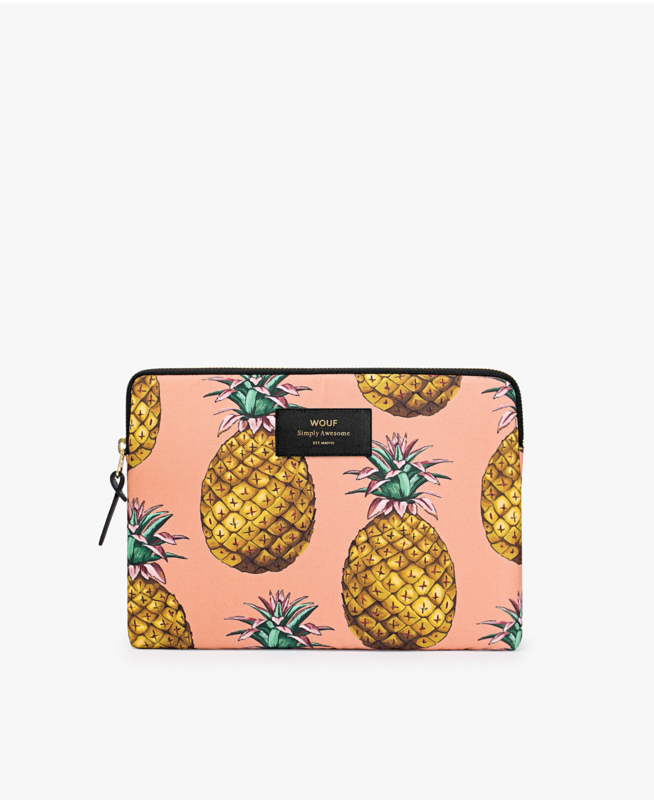ananas I-pad air sleeve wouf