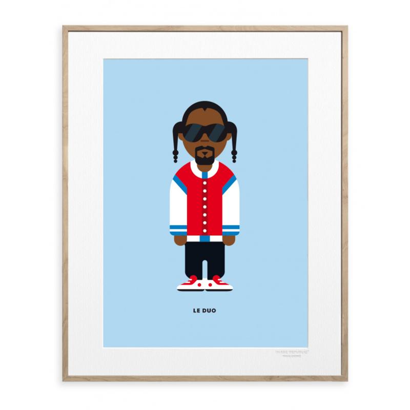 image republic Snoop dogg solo