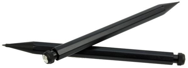 kaweco aluminium black special ballpoint