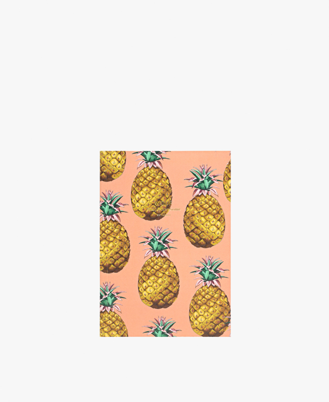 notebook ananas wouf