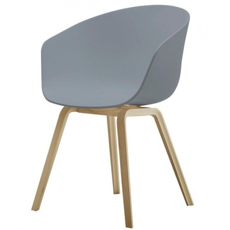 About A Chair AAC22 grey