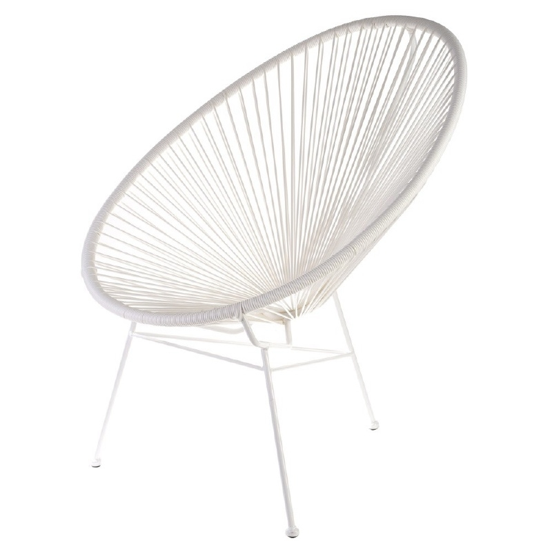 Acapulco chair wit