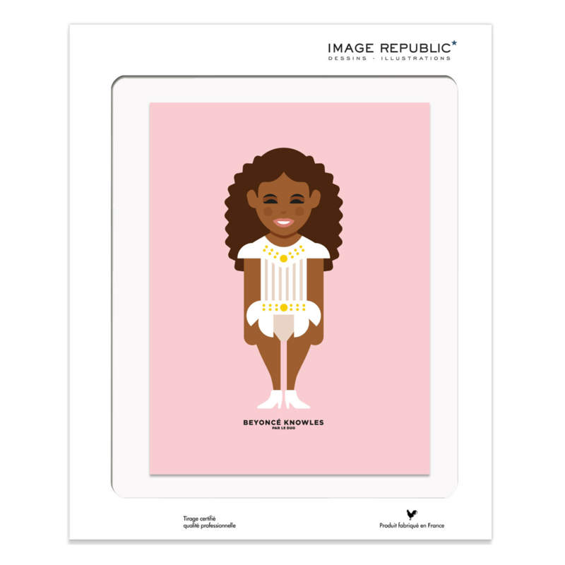 image republic Beyonce Knowles solo