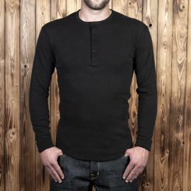 Pike Brothers Utility Shirt Black