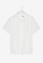 Frisur Shortsleeved Shirt White