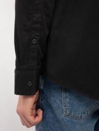 Nudie Jeans Chet Pigment Dye Black