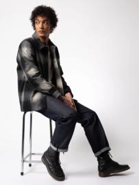 Nudie Jeans Mangan Shadow Check Jacket