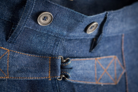 Cargo Denim Selvage Werkmansbroek