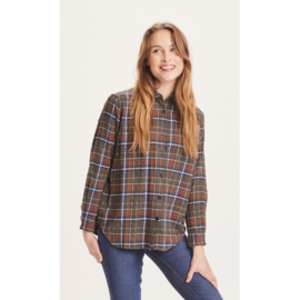 Knowledge  Check Flannel Shirt