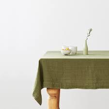 Martini Olive Tafelkleed