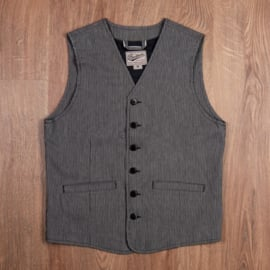 Pike Brothers Hauler Vest Dutch Grey