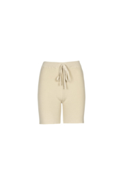 By Signe Knit Shorts Yellow