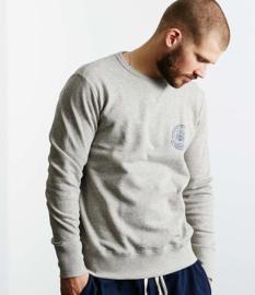 Merz b. Schwanen sweatshirt Eskimo Grey Melange
