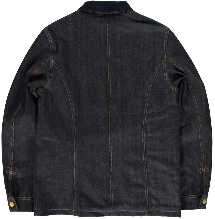 Eat Dust Selvedge Chore Jacket