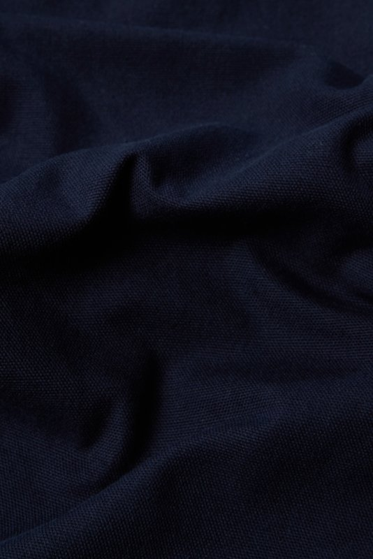 About Companions Asir Jacket Canvas Navy