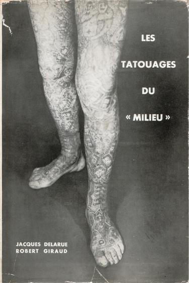 Fleurs de Bagne Tatouages du Milieu