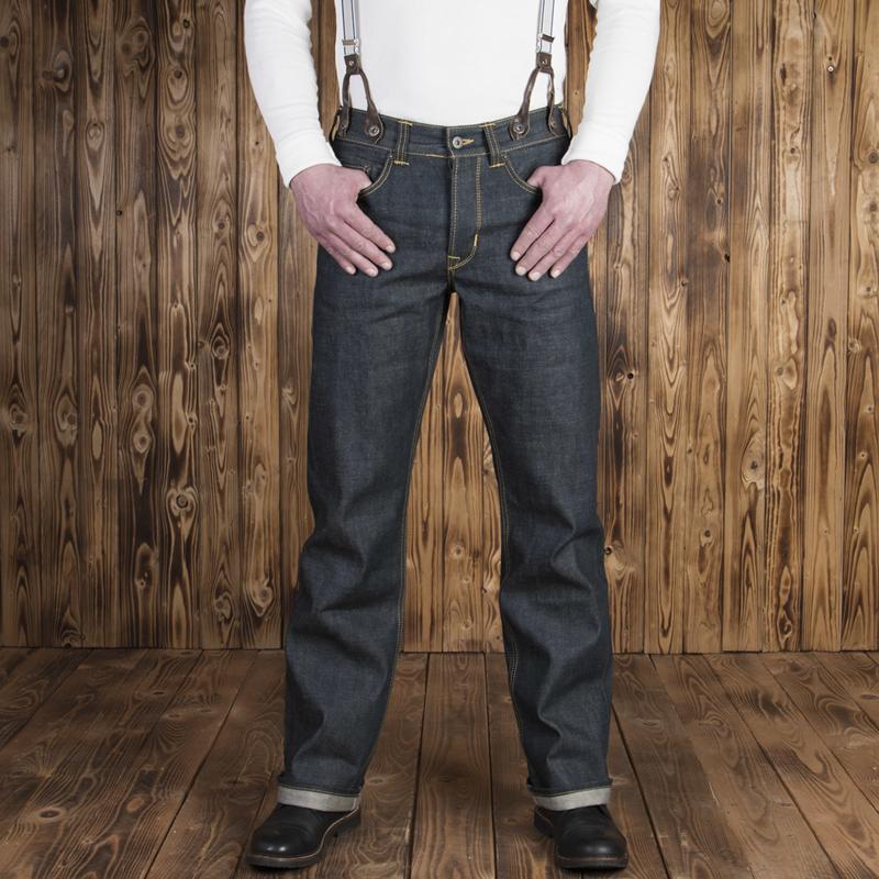Pike Brothers 1937 Roamer Pant Metal