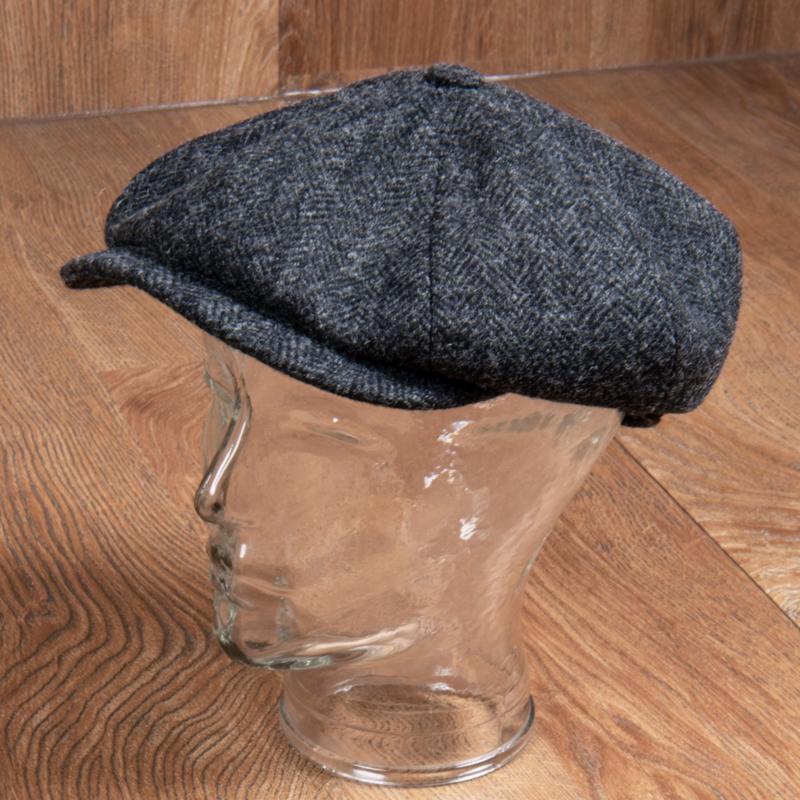 1928 Newsboy Cap Upland grey