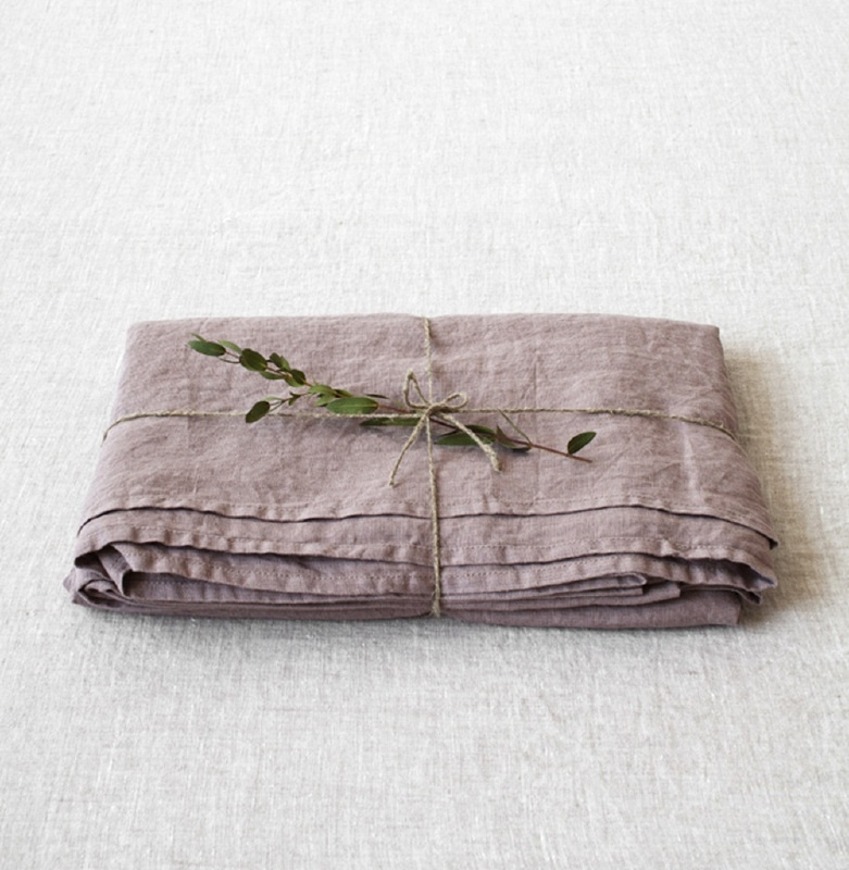 Ashes Of Roses Linen Laken