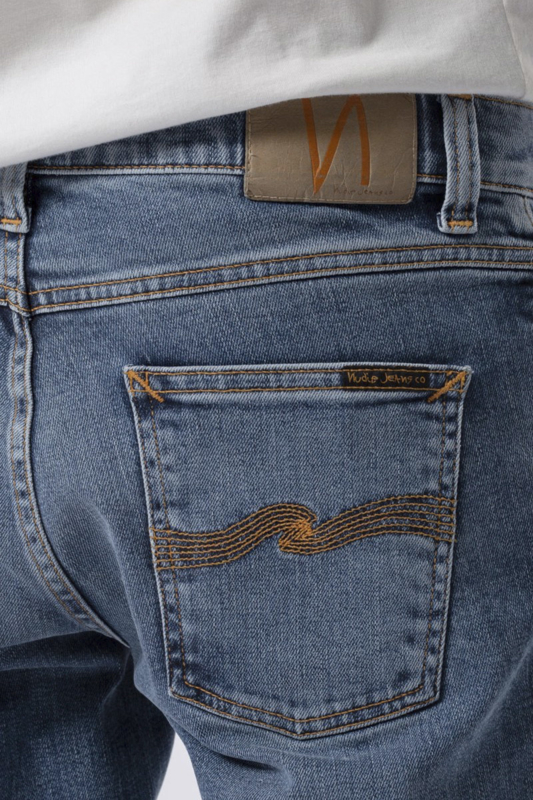 Nudie Jeans Lean Dean Lost Orange