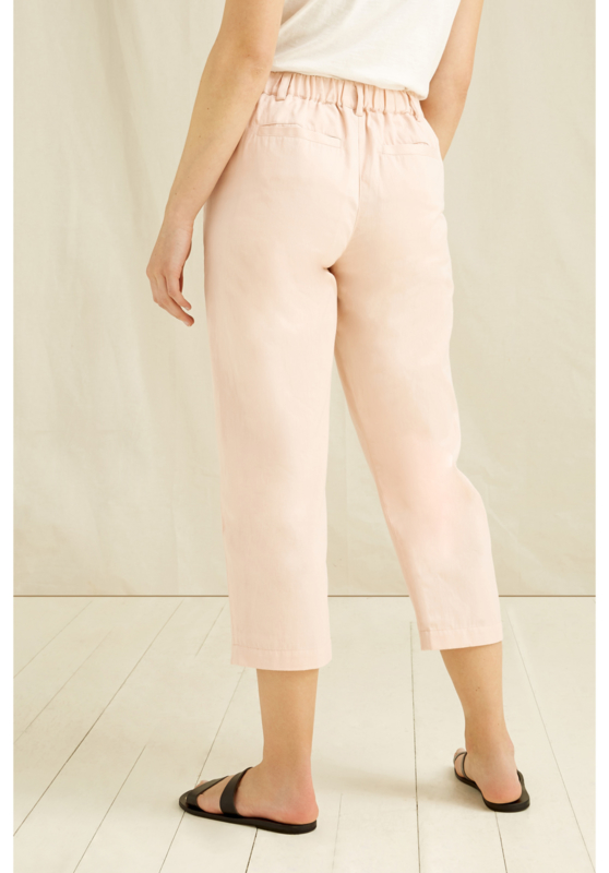 People Tree Pink Summer Trouser