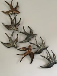 Zwaluw vogel wanddecoratie