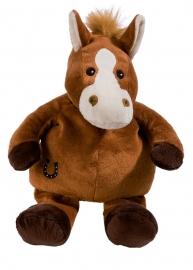 Paard  (Beddy Bear magnetronknuffel)