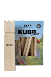 Kubb  Bex, het Viking spel